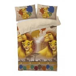 Lion king Double duvet cover