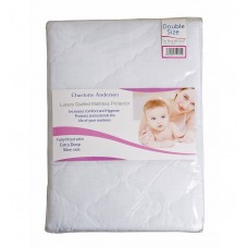 Mattress Protector Quilted Double Ca